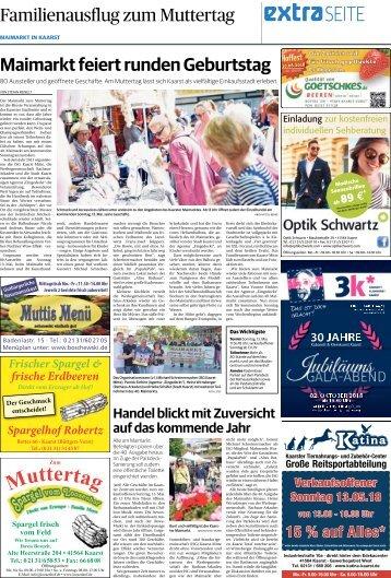 Maimarkt in Kaarst  -10.05.2018-