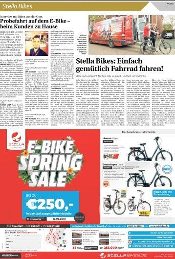 Stella Bikes  -10.05.2018-
