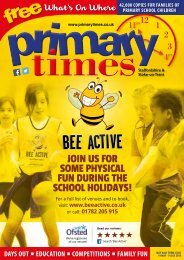 Primary Times Staffordshire May 18