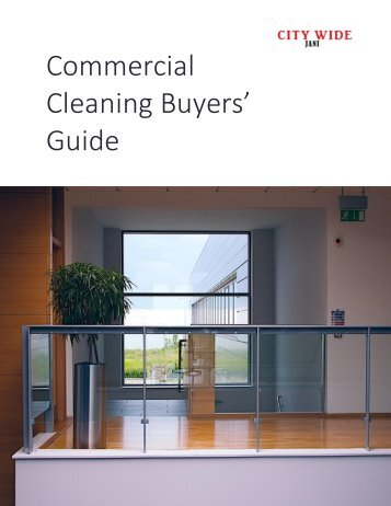 Cleaning Buyers'  Guide