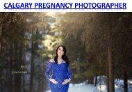 Calgary Pregnancy Photographer