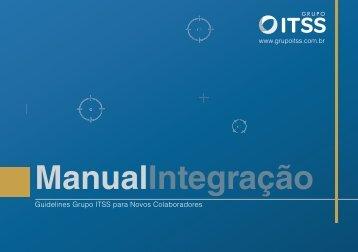 Manual de Integração Grupo ITSS