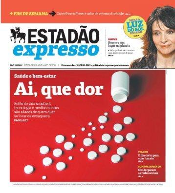 Estadão Expresso - Edição de 04.05.2018