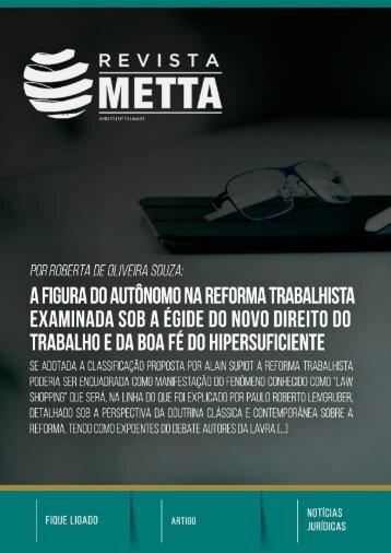 Revista METTA 10º edição
