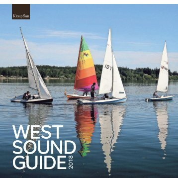 West Sound Guide 2018