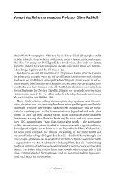 Vorwort von Prof. Oliver Rathkolb - Hannes Androsch
