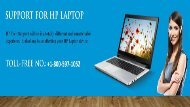Call 1-800-597-1052 HP Laptop Support Number
