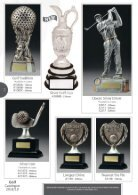 2018 Golf Trophies for Distinction - Page 2