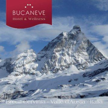 Hotel Bucaneve - Brochure Hotel