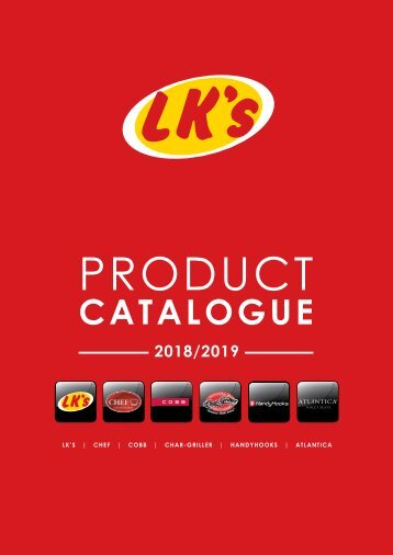 LK's Catalogue 2018-2019_Low Res
