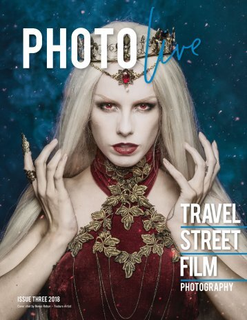 Photo Live Issue 3
