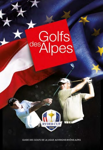 Golfs des Alpes 2018