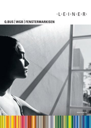 Q.bus | WGb | FENsTERMARKIsEN