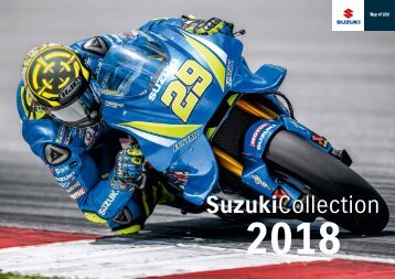SUZUKI MOTORSPORT COLLECTION 2018