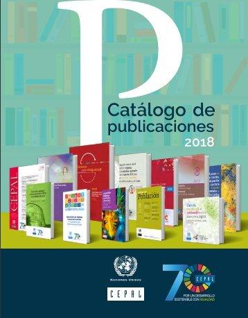 Catálogo digital 2018
