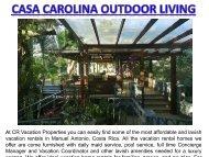 Casa Carolina Outdoor Living