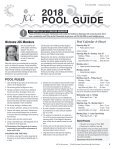 2018 Pool Guide and Summer CenterPost - Page 3