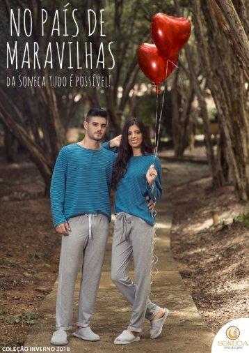 Catálogo Virtual Soneca Pijamas