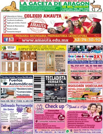 Gaceta de Aragon Mayo 2018