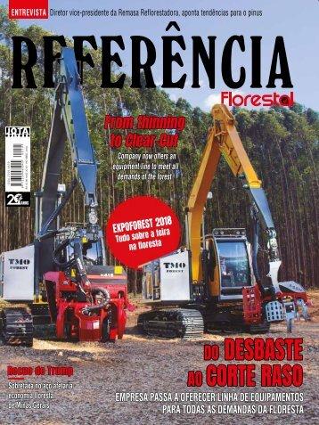 *Abril/2018 - Referência Florestal 195