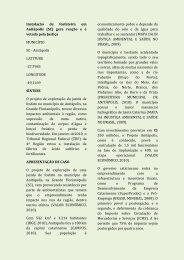 Instalação de fosfateira em Anitápolis VETADA pela Justiça