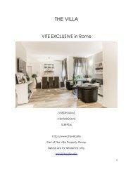 Vite Exclusive - Rome