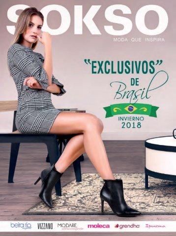 Sokso  - Moda Brasil Invierno 18