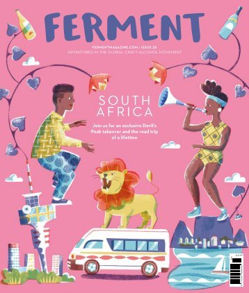 Ferment Issue 26 // South Africa