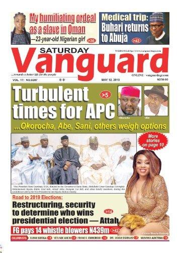 12052018 - Turbulent times for APC