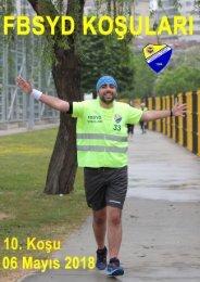 FBSYD KOŞULARI BÜLTEN-10