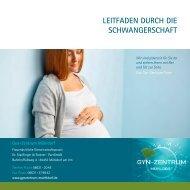 Leitfaden Schwangerschaft