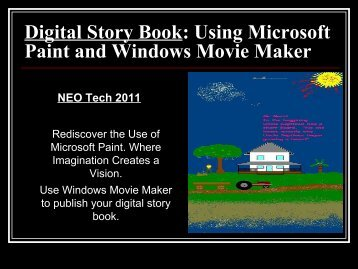 Digital Story Book - NEOtech Conference