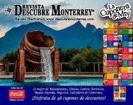 Descubre Monterrey 87 Mayo Junio 2018
