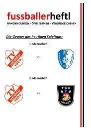 12. Ausgabe vs. Pielenhofen