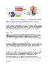 Vidhigra :- Male Enhancement Boost Stamina,Libido & Poor Erection!