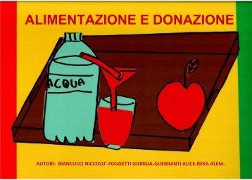 ALIMENTAZIONE DONAZIONE _2A