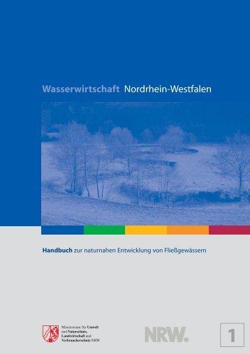 Wasserwirtschaft Nordrhein-Westfalen - LANUV NRW