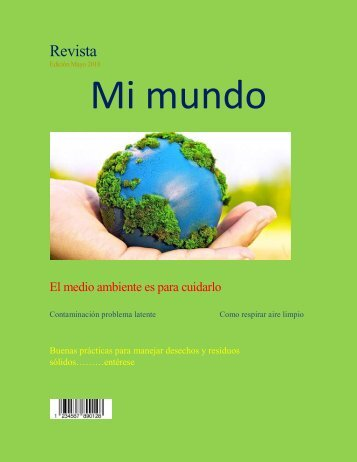 CARTILLA AMBIENTAL