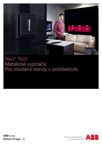 5798-ABB prospekt Neo Tech - obalka_2012.indd