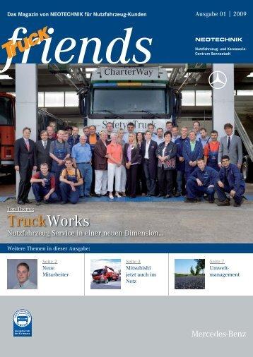 Top-Thema: TruckWorks - Neotechnik Göthe & Prior GmbH & Co. KG