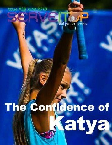 Serveitup Tennis Magazine #28