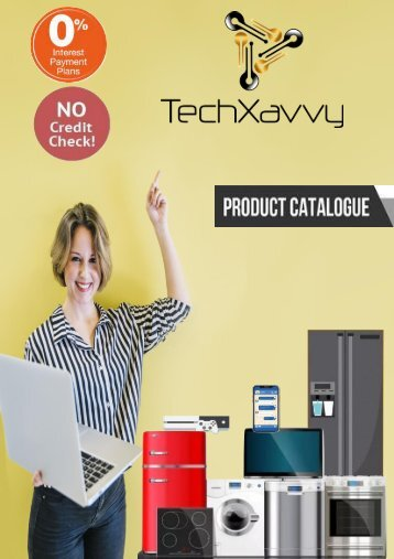 Techxavvy Catalogue MAY 2018