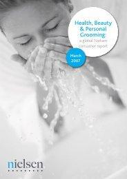 Health, Beauty & Personal Grooming: - Nielsen