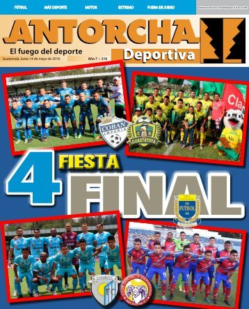 Antorcha Deportiva 316