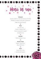 Menu' | Una magica Notte Rosa - Page 3