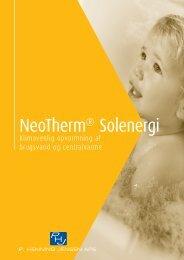 NeoTherm® Solenergi - Velkommen til P. Henning Jensen ApS