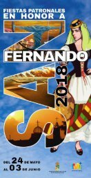 Fiestas de San Fernando 2018
