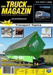 Euro Truck News Digital Nr. 06/2018