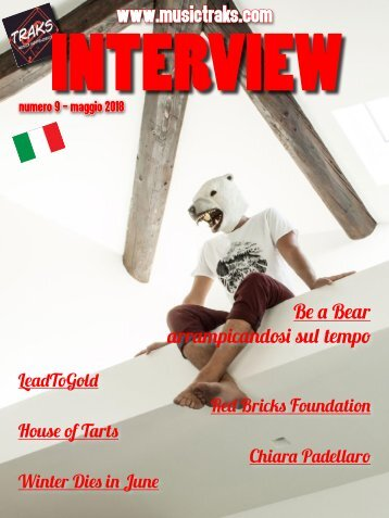TRAKS INTERVIEW #9