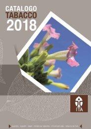 Catalogo Tabacco ITA 2018